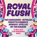 Royal Flush the freestyle game