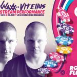 Live-stream Royal Flush Nowaxx vs Vitellus